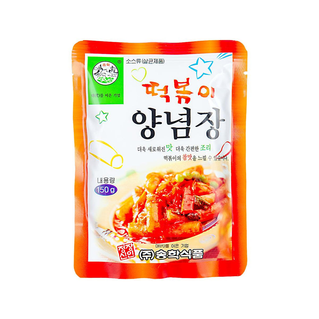 SONG HAK Songhak Dukbokki Sauce  - Korean Rice Cake Sauce  (150g)