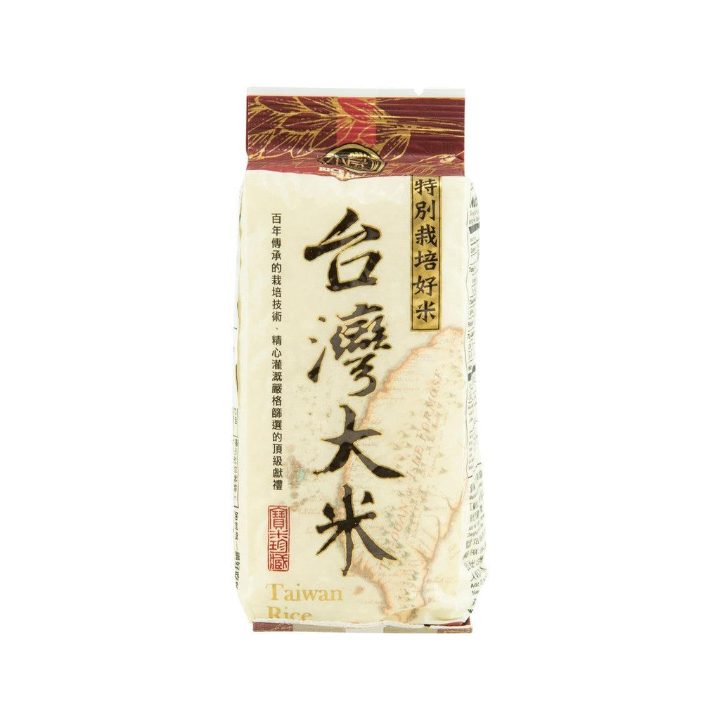 RICE HOUSE Taiwan Milled Rice  (300g)