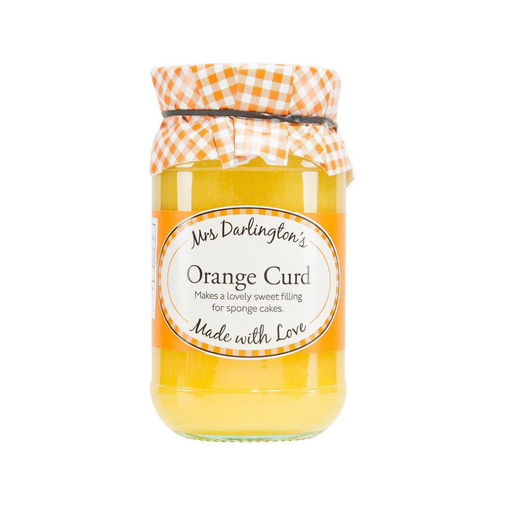 MRS DARLINGTON'S Orange Curd  (320g)
