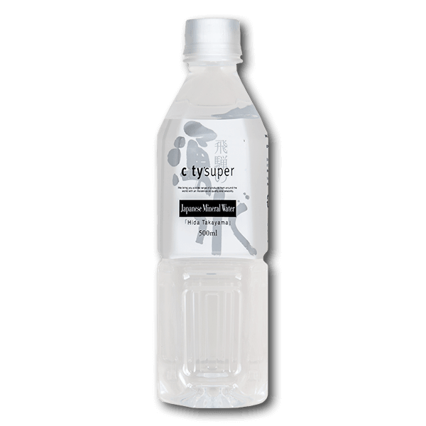 CITY'SUPER Japanese Mineral Water Hida Takayama  (500mL)