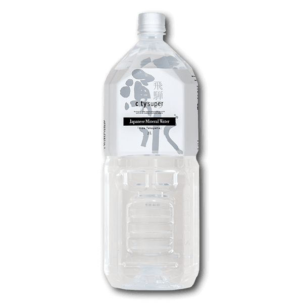city'super Japanese Mineral Water(2L)