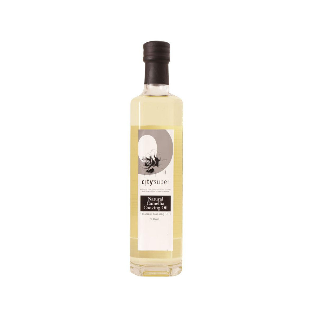 CITYSUPER Natural Camellia Oil  (500mL)