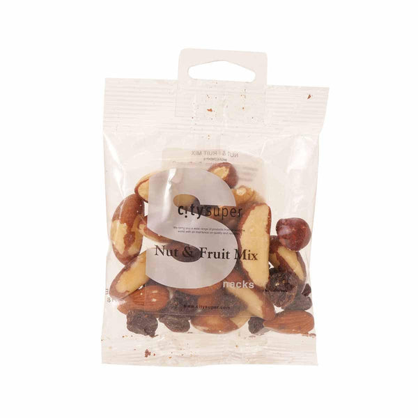 Supersnack Nut & Fruit Mix (60g)