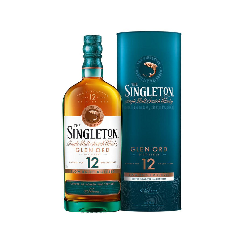 SINGLETON 12 Years Old Single Malt Whisky  (700mL)
