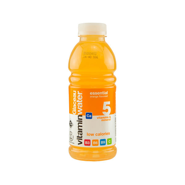 GLACEAU Vitamin Water - Essential Orange-Orange (C+Calcium)  (500mL)