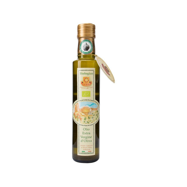 POLIZZI Organic Extra Virgin Olive Oil  (250mL)