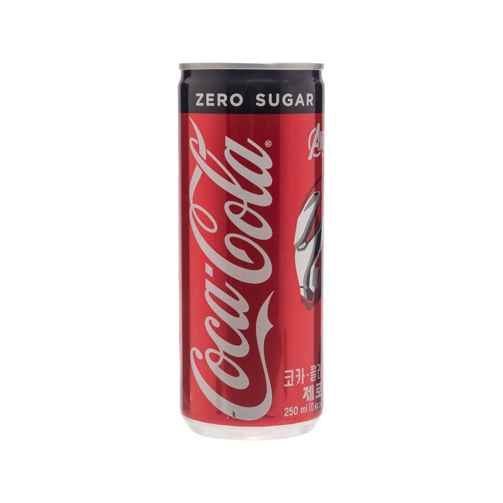 COCA COLA Coke Zero - Korea  (250mL)