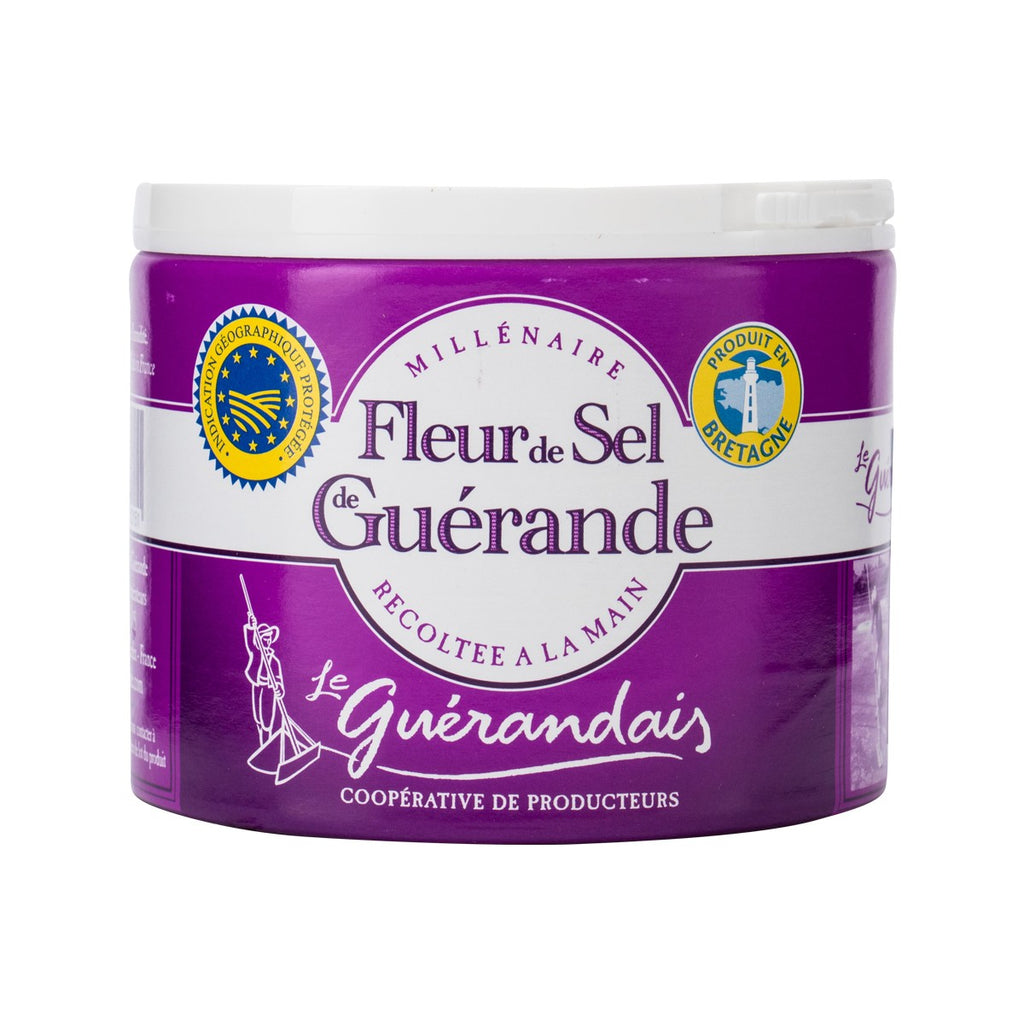 LE GUERANDAIS Flower Of Salt From Guerande  (125g)