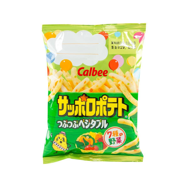 CALBEE Sapporo Potato Snack - Vegetables  (24g)