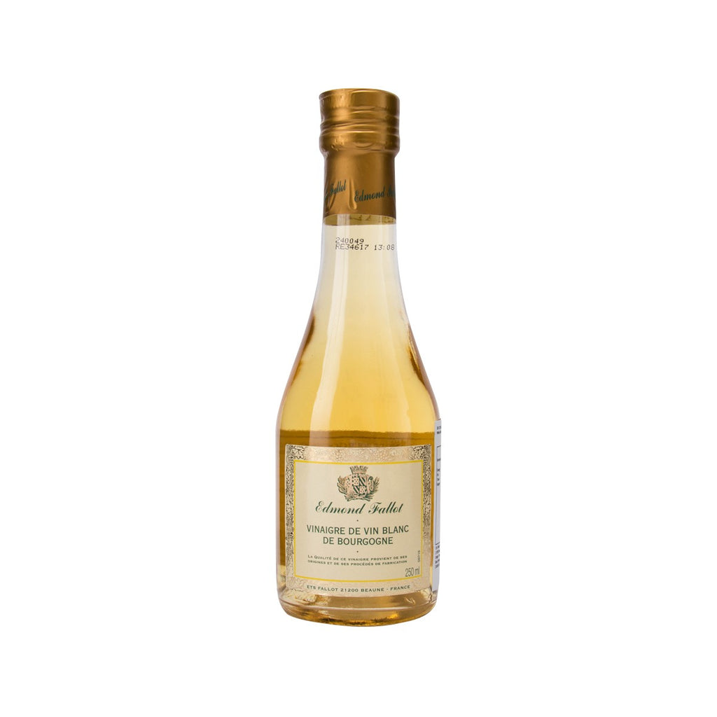 EDMOND FALLOT Burgundy White Wine Vinegar  (250mL)