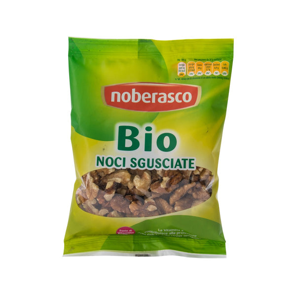 NOBERASCO Organic Shelled Walnuts  (80g)