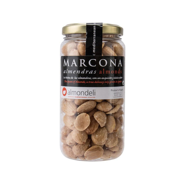 ALMONDELI Marcona White Almonds  (215g)