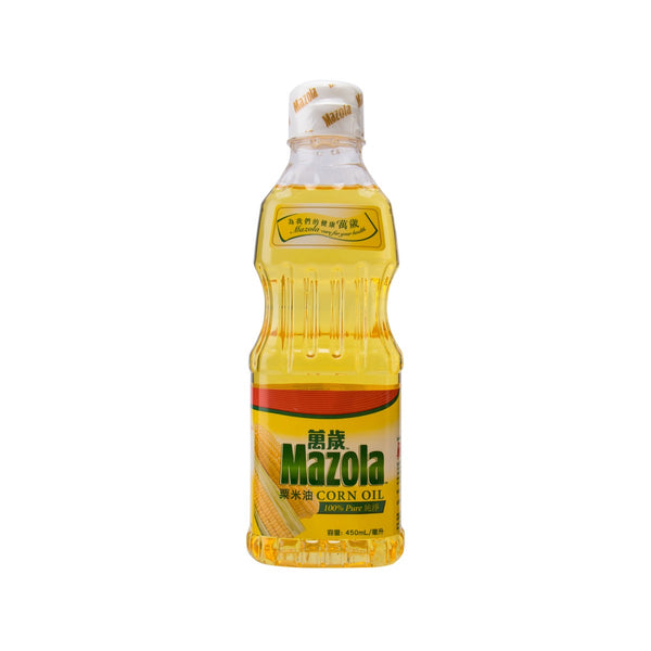 MAZOLA Corn Oil  (450mL)