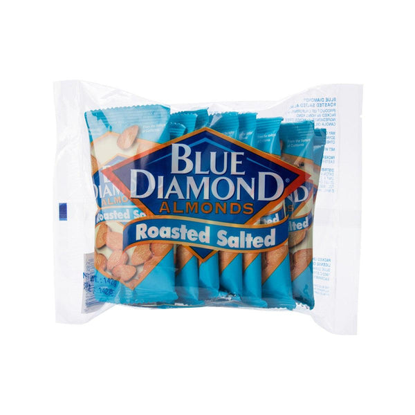 Blue Diamond Roasted Salted Almonds(142g)