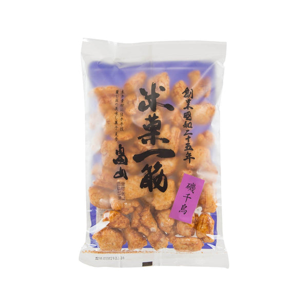 HATAKEYAMASEIKA Isochidori Rice Crackers  (70g)