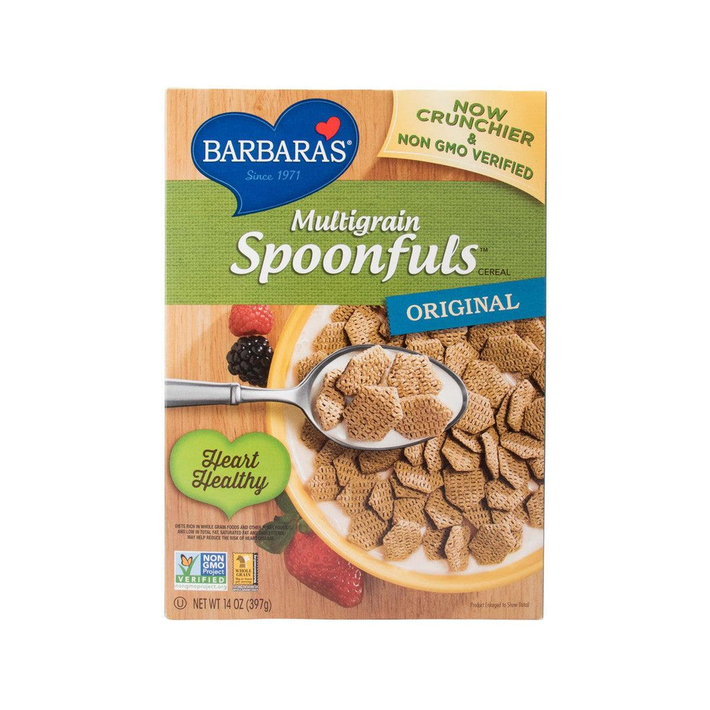 Barbara'S Multigrain Spoonfuls Cereal(397g)