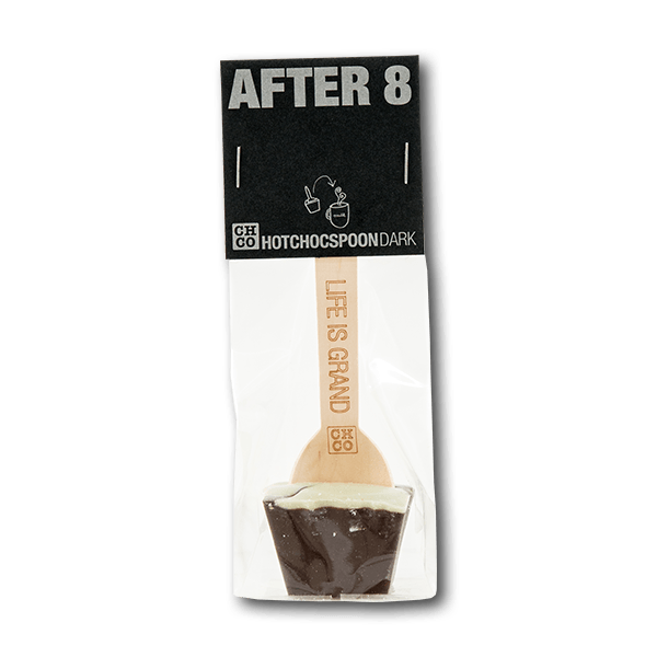 CHCO Dark Hotchocspoon - After 8  (50g)
