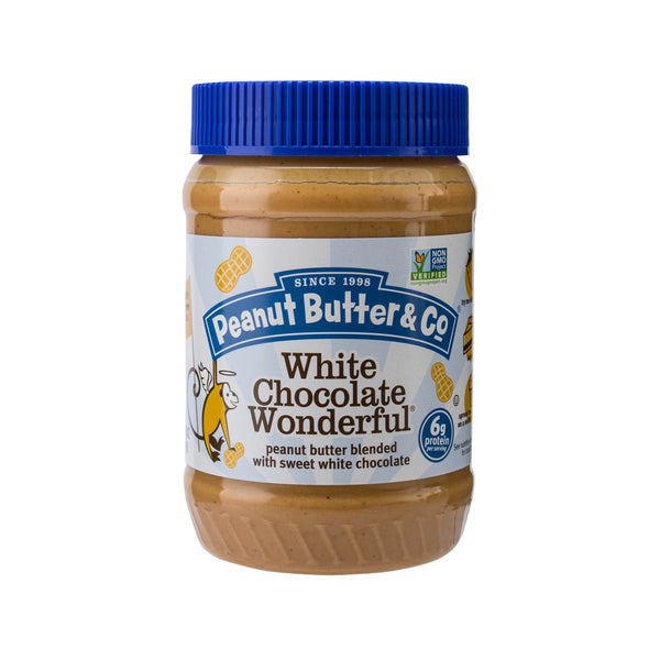 PEANUT BUTTER & CO. White Chocolatey Wonderful Peanut Butter Spread  (454g)