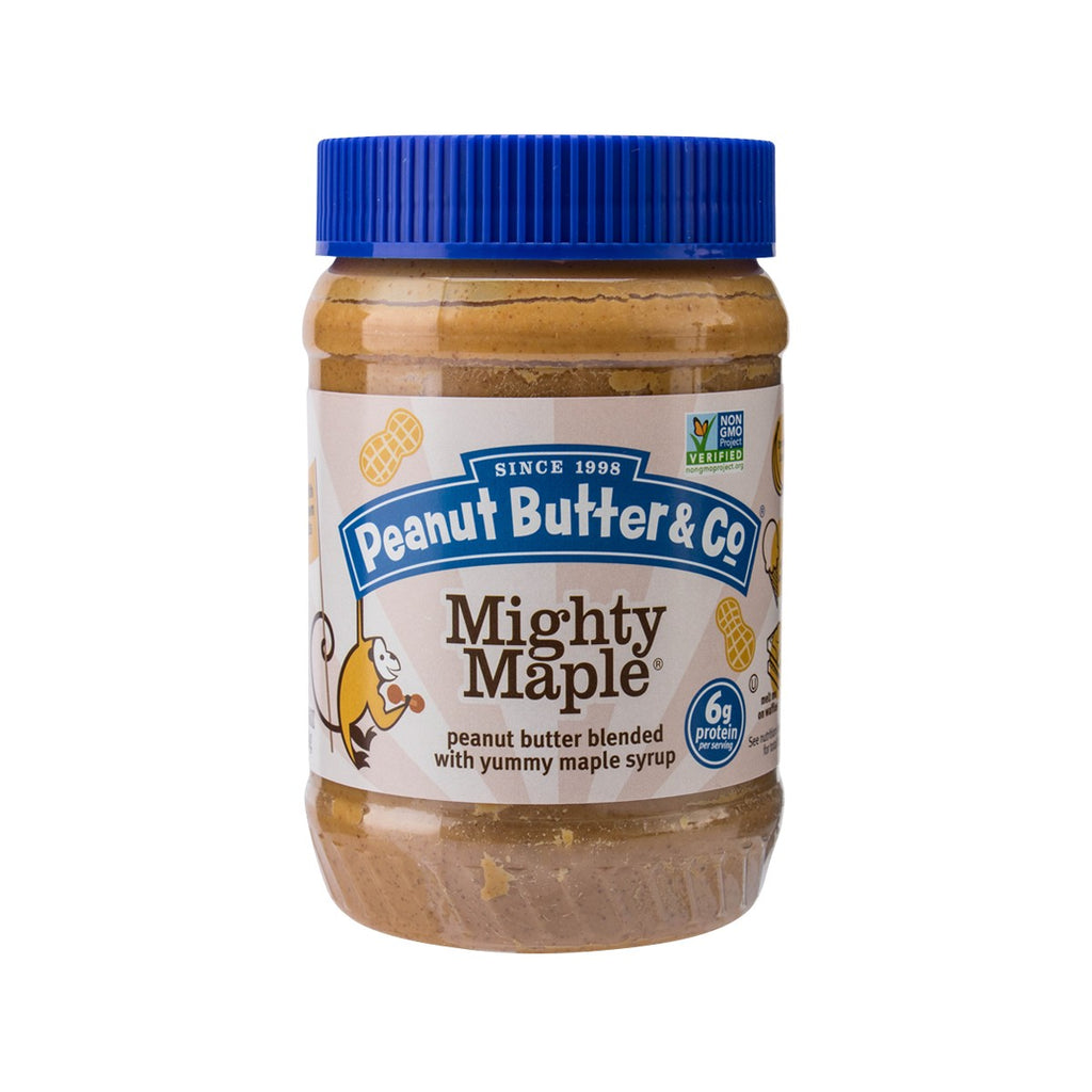 Peanut Butter & Co. Blended With Yummy Maple Syrup(454g)
