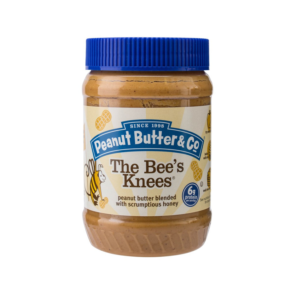 Peanut Butter & Co. Peanut Butter Blended With Scrumptious Honey(454g)