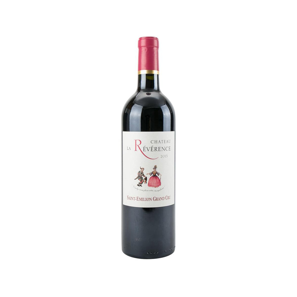 CH LA REVERENCE Saint-Emilion Grand Cru 16 (750mL)