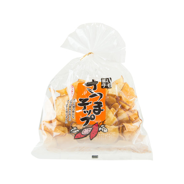 TOUSENKYOUSHOKUHIN Natural Satsuma Sweet Potato Chips  (180g)