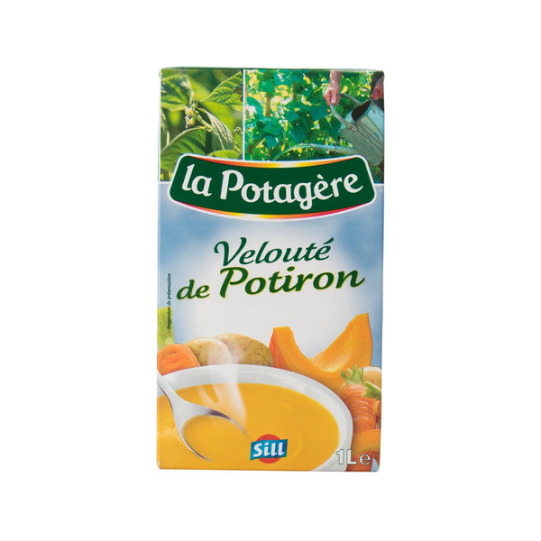 LA POTAGERE Cream of Pumpkin Soup  (1L)