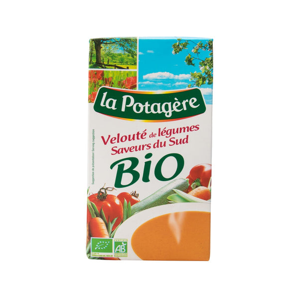 LA POTAGERE Organic Southern France Vegetable Cream Soup  (1L)