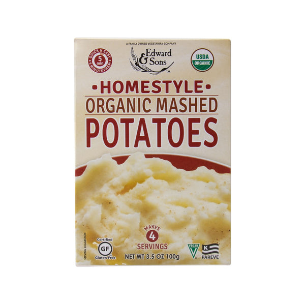 Edward & Sons Organic Mashed Potatoes Mix - Home Style(100g)