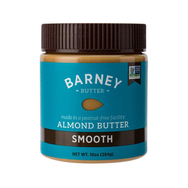 Barney Butter Almond Butter - Smooth(284g)