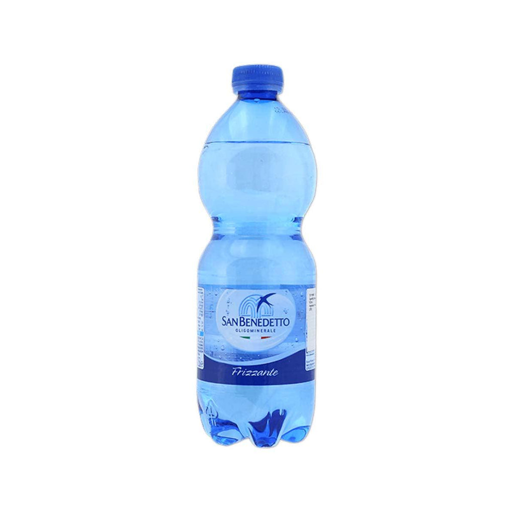 SAN BENEDETTO Sparkling Natural Mineral Water  (500mL)