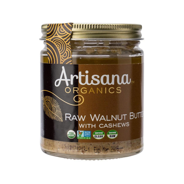 Artisana Organic Walnut Butter With Cashews(227g)