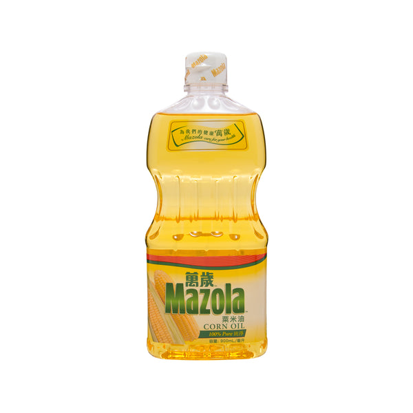 MAZOLA Corn Oil  (900mL)