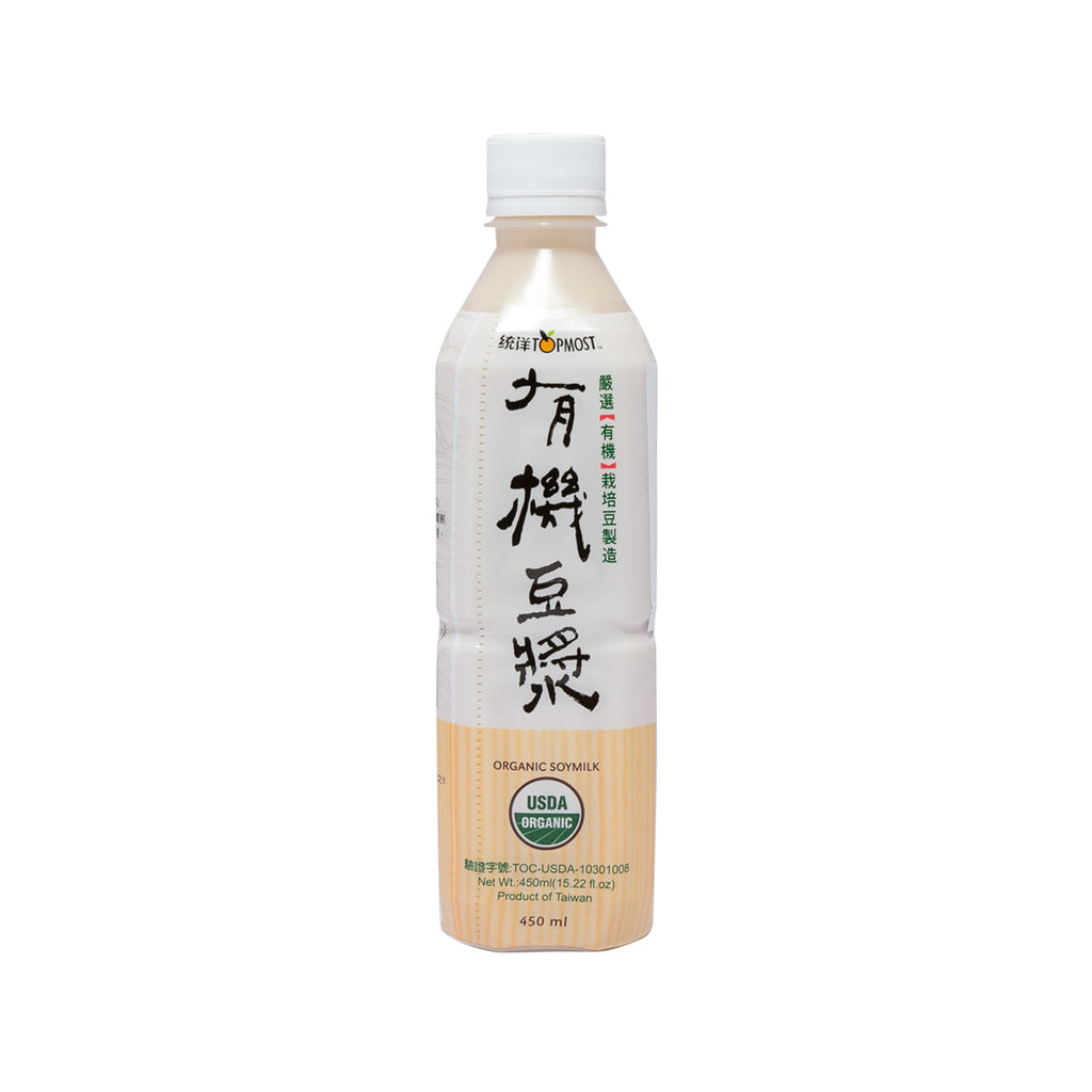 TOPMOST Organic Soymilk  (450mL)