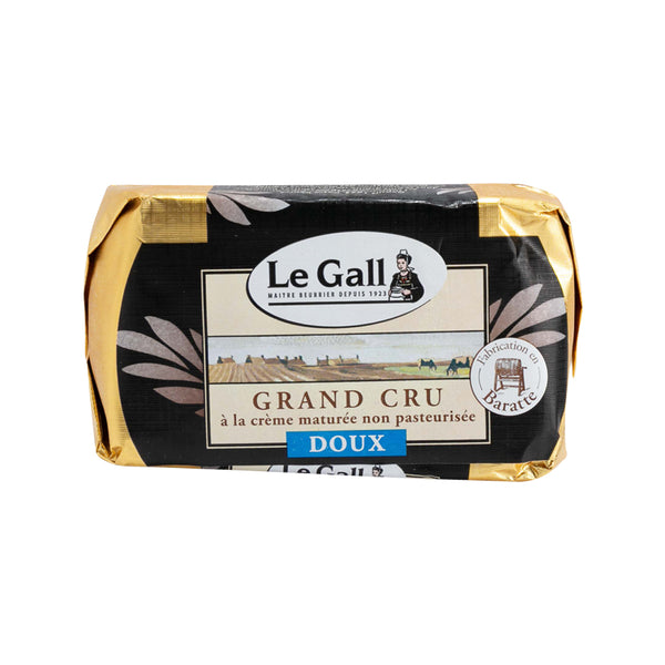 LE GALL Raw Milk Butter - Unsalted  (250g)