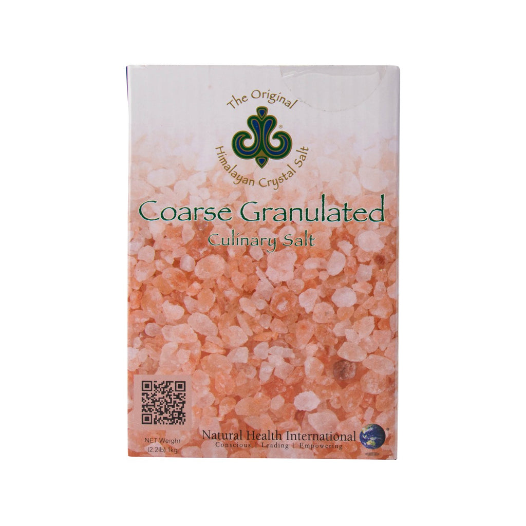 Himalayan Crystal Salt Coarse Granulated Culinary Salt(1kg)