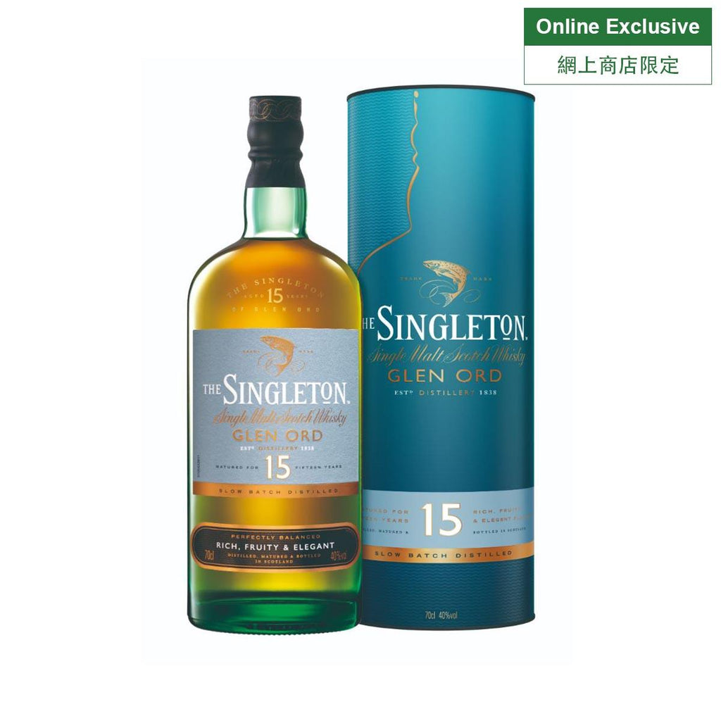 THESINGLETON 15 Year Old Single Malt Whisky  (700mL)