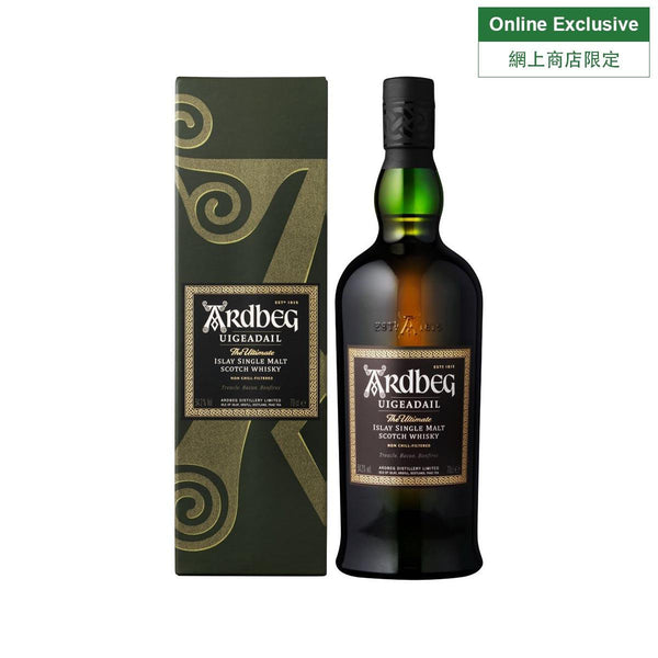 ARDBEG Uigeadail Single Malt Scotch Whisky NV (700mL)