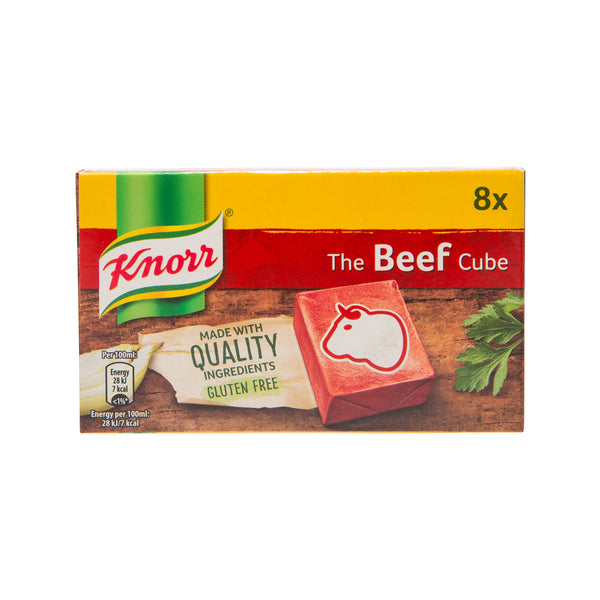 KNORR Beef Stock Cube  (80g)