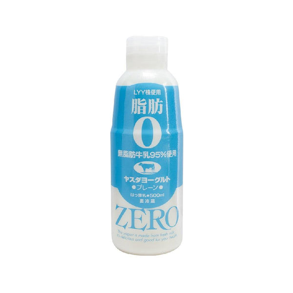 YASUDA 0% Fat Yogurt Drink - Plain  (500mL)