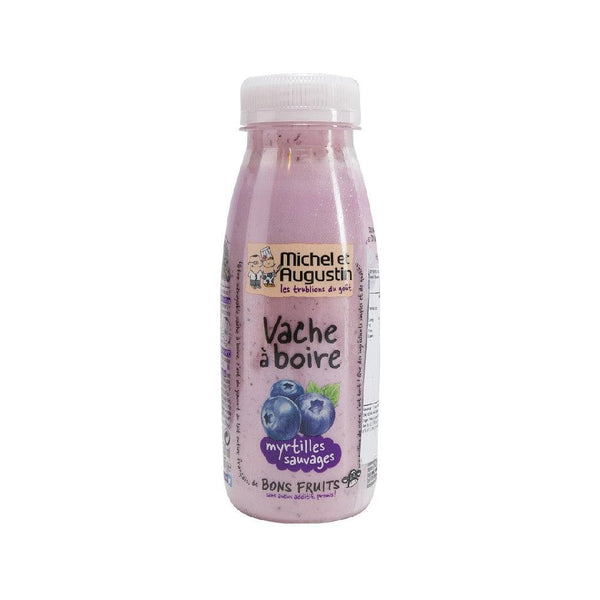MICHEL & AUGUSTIN Yogurt Drink - Blueberries & Blackcurrants  (250mL)