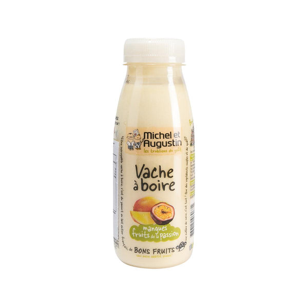 MICHEL & AUGUSTIN Yogurt Drink - Mangos & Passion Fruits  (250mL)