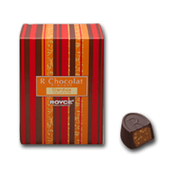 ROYCE' R Chocolate - Gianduja  (10pcs)