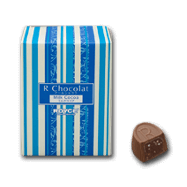 ROYCE' R Chocolate - Milk Cocoa  (10pcs)