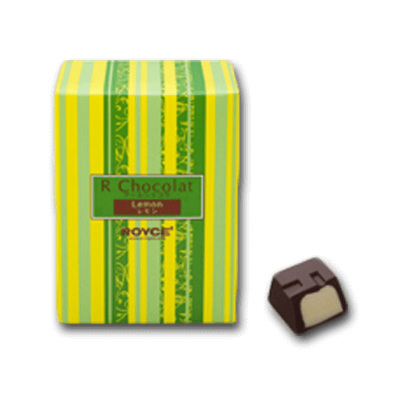 ROYCE' R Chocolate - Lemon  (10pcs)