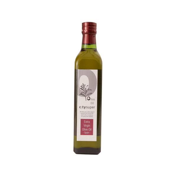 CITYSUPER Extra Virgin Olive Oil - Spain  (500mL)