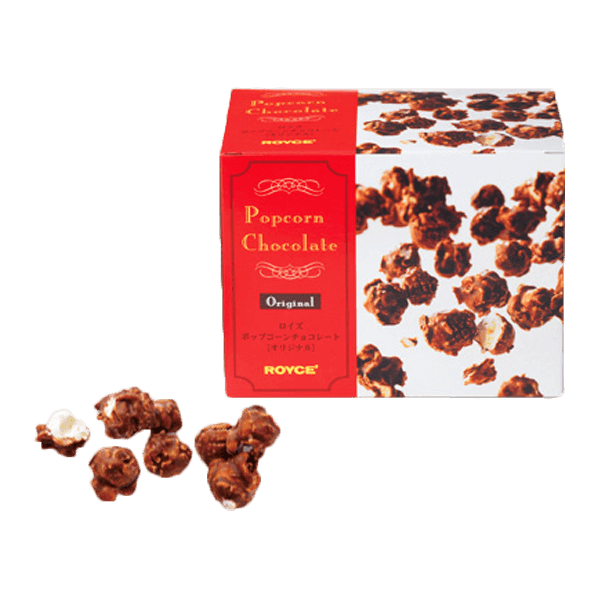 ROYCE' Popcorn Chocolate - Original  (130g)