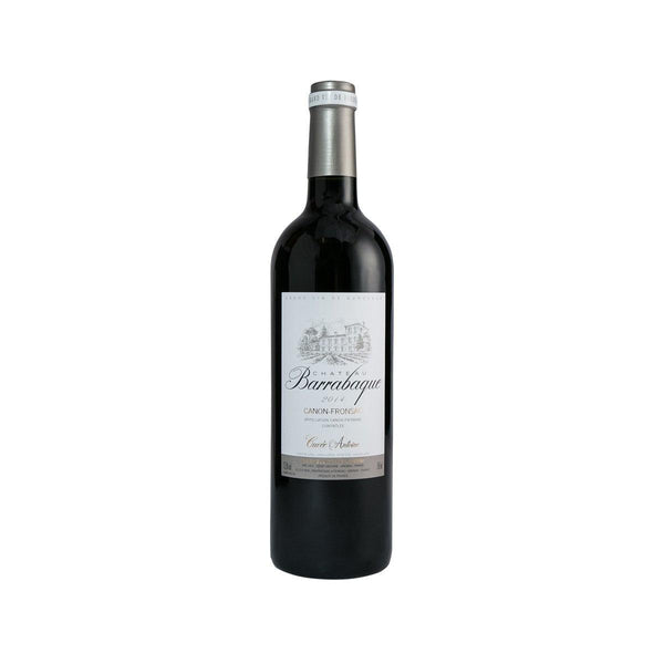 Chateau Barrabaque Canon-Fronsac 2014/15(750mL)