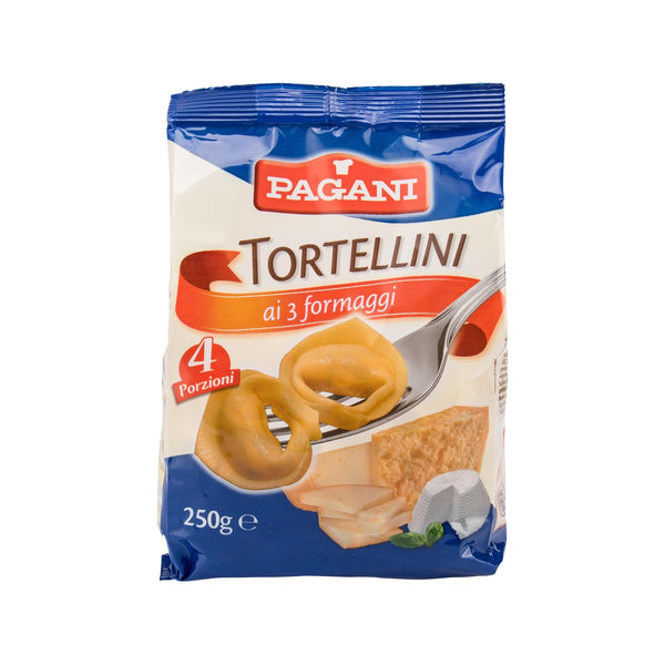 Pagani Tortellini With 3 Cheese Filling(250g)