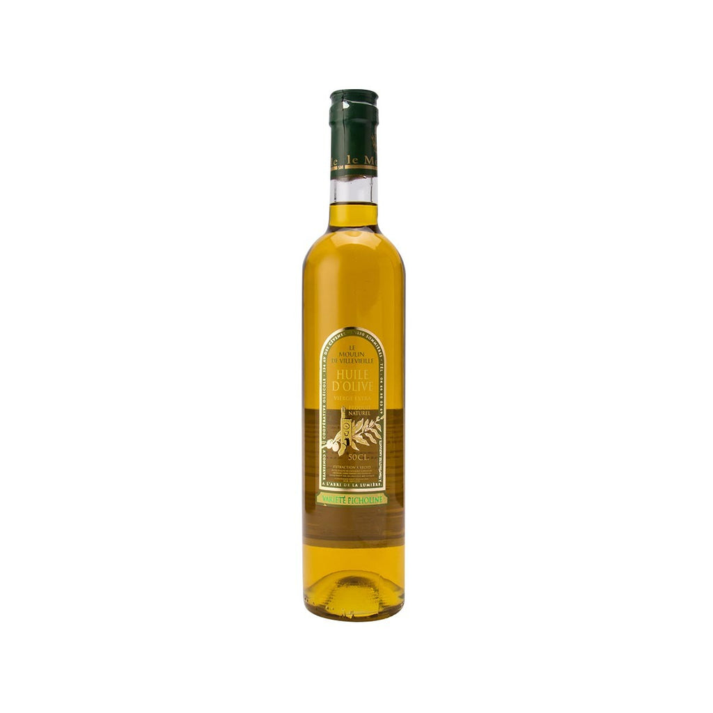 Le Moulin De Villevielle Picholine Extra Virgin Olive Oil(500mL)